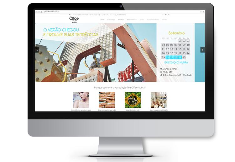 agência de criação de websites